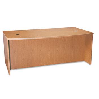 HON® BL Laminate Series Bow Top Desk Shell Thumbnail