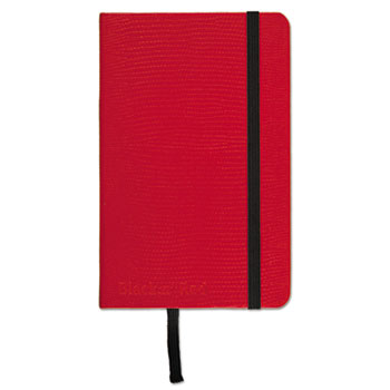 Black n' Red™ Red Casebound Hardcover Notebook Thumbnail