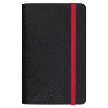 Black n' Red™ Black Soft Cover Notebook Thumbnail