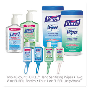 PURELL® On the Go Hand Sanitizer Kit Thumbnail