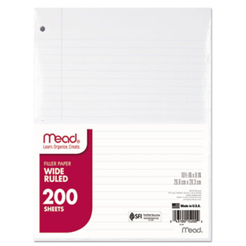 Mead® Filler Paper Thumbnail