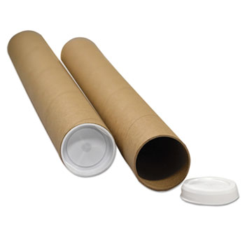 United Facility Supply Round Mailing Tubes Thumbnail