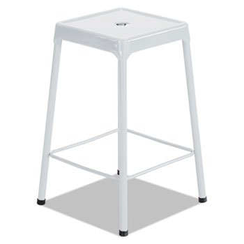 Safco® Counter-Height Steel Stool Thumbnail