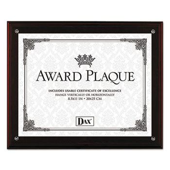 DAX® Award Plaque with Easel Thumbnail