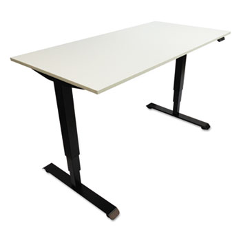Alera® AdaptivErgo™ Three-Stage Electric Height-Adjustable Table Base with Memory Controls Thumbnail
