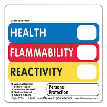 LabelMaster® Warehouse Self-Adhesive Labels Thumbnail