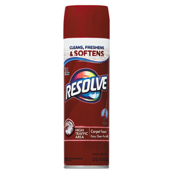 RESOLVE® High Traffic Foam Carpet and Upholstery Cleaner Thumbnail