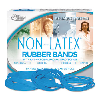 Alliance® Antimicrobial Non-Latex Rubber Bands Thumbnail