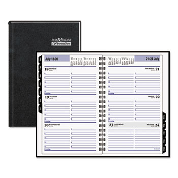 AT-A-GLANCE® DayMinder® Hardcover Weekly Appointment Book Thumbnail