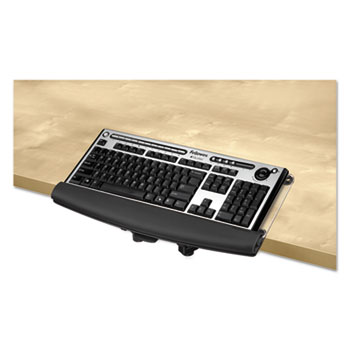 Fellowes® I-Spire Series™ Desktop Edge Keyboard Lift Thumbnail