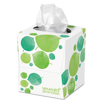 Seventh Generation® 100% Recycled Facial Tissue Thumbnail