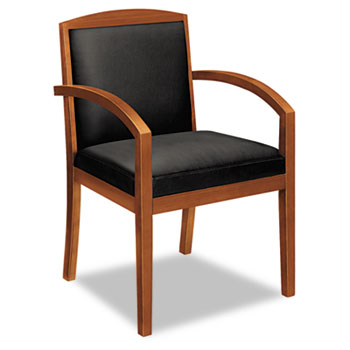 HON® VL850 Series Leather Guest Chair Thumbnail