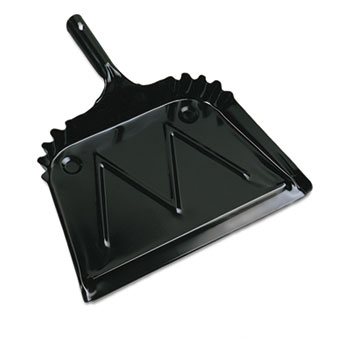 Boardwalk® Metal Dust Pan Thumbnail