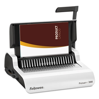 Fellowes® Pulsar™ Comb Binding Systems Thumbnail
