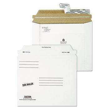 Recycled Redi Strip Economy Disk Mailer By Quality Park Qua64117