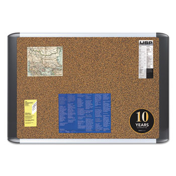 MasterVision® Tech Cork Board Thumbnail