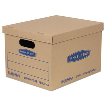 Bankers Box® SmoothMove™ Classic Moving & Storage Boxes Thumbnail