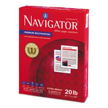 Navigator® Premium Multipurpose Copy Paper Thumbnail