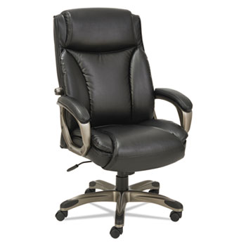 Alera® Veon Series Executive High-Back Leather Chair Thumbnail