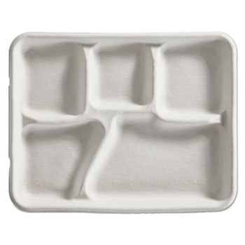 Chinet® Savaday® Molded Fiber Food Trays Thumbnail