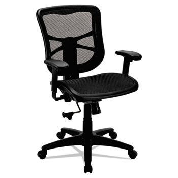 Alera® Elusion™ Series Mesh Mid-Back Swivel/Tilt Chair Thumbnail