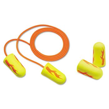3M™ E·A·Rsoft™ Yellow Neon Blasts™ Soft Foam Earplugs Thumbnail