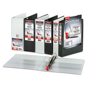Cardinal® Premier Easy Open® ClearVue™ Locking Slant-D® Ring Binder Thumbnail