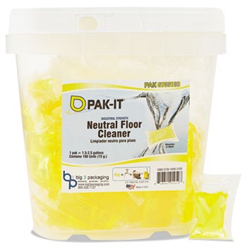 PAK-IT® Neutral Floor Cleaner Thumbnail