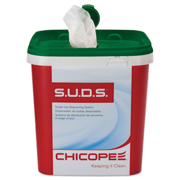 Chicopee® S.U.D.S.™ Single Use Dispensing System Towels Thumbnail