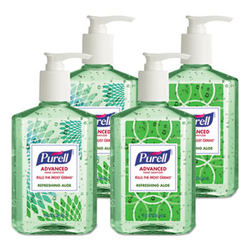 PURELL® Advanced Instant Hand Sanitizer with Aloe Thumbnail