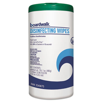 Boardwalk® Disinfecting Wipes Thumbnail
