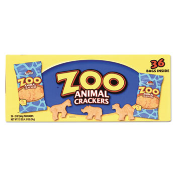 Austin® Zoo Animal Crackers Thumbnail