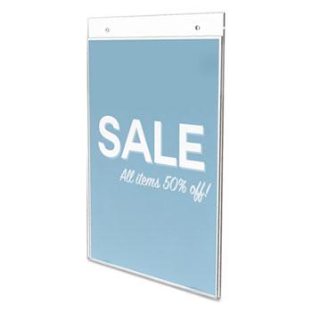 deflecto® Classic Image® Wall Sign Holder Thumbnail