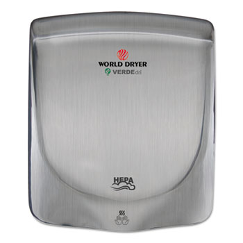 WORLD DRYER® VERDEdri Hand Dryer Thumbnail