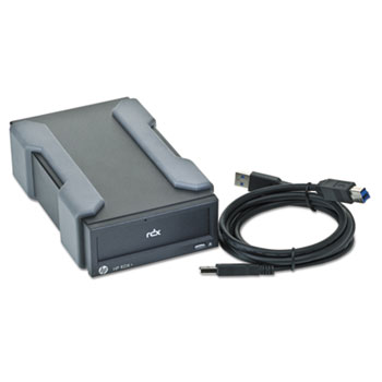 HP RDX+ Removable Disk Backup System Thumbnail