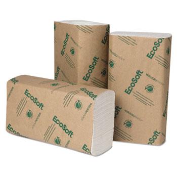 Wausau Paper® EcoSoft® Folded Towels Thumbnail