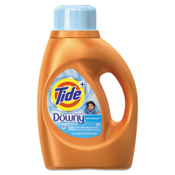 Tide® Plus a Touch of Downy® Liquid Laundry Detergent Thumbnail