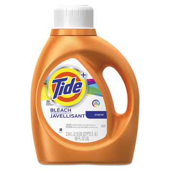 Tide® Plus Bleach Alternative Liquid Laundry Detergent Thumbnail