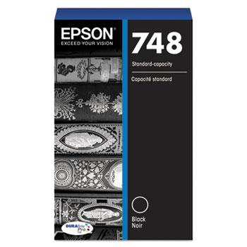 Epson® T748120, T748220, T748320, T748420 Ink Thumbnail