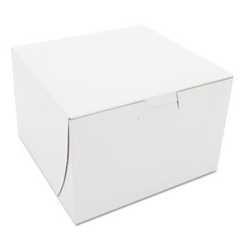 SCT® White Non-Window Bakery Box Thumbnail
