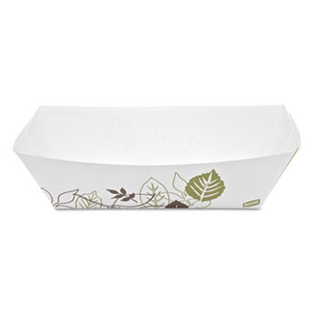 Dixie® Kant Leek® Polycoated Paper Food Tray Thumbnail