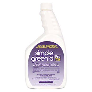 Simple Green® d Pro 5 Disinfectant Thumbnail