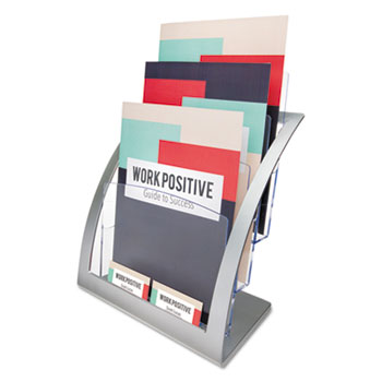 deflecto® Three-Tier Literature Holder Thumbnail