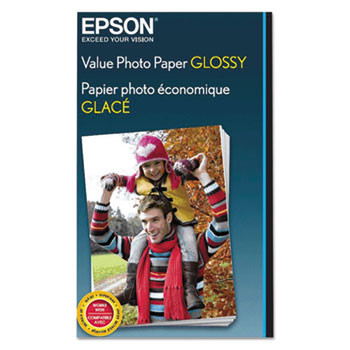 Epson® Value Glossy Photo Paper Thumbnail