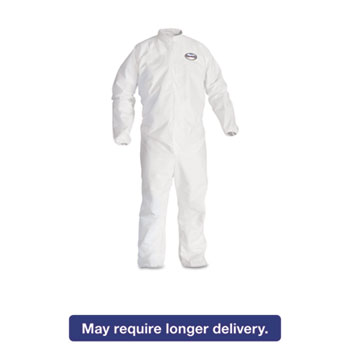 KleenGuard* A40 Zipper Front Liquid and Particle Protection Coveralls Thumbnail