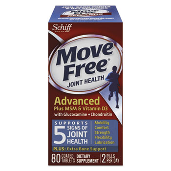 Move Free® Advanced Plus MSM & Vitamin D3 Joint Health Tablet Thumbnail