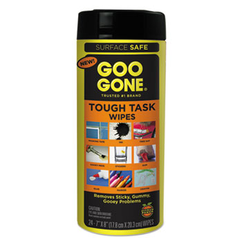Goo Gone® Clean Up Wipes Thumbnail