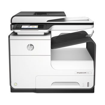 HP PageWide Pro 477 Series Multifunction Printer Thumbnail