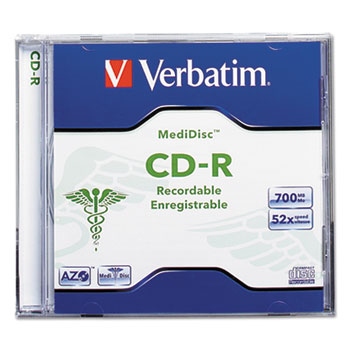 Verbatim® CD-R Medi-Disc Thumbnail