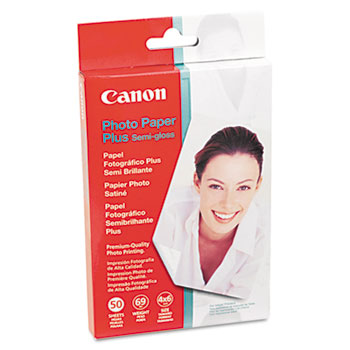 Canon® Photo Paper Plus Semi-Gloss Thumbnail